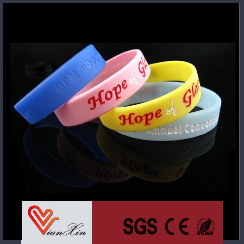 professional factory custom festival fabric woven wristbands