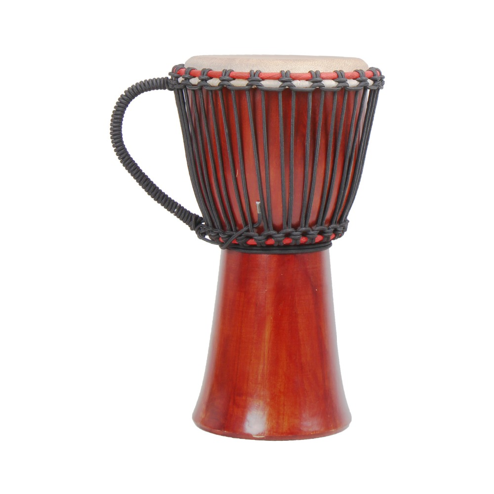 musical instrument Africa drum djembe ,wood djembe KF085