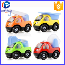 Cheap Plastic Small Pull Back Vehicle Toy For Children