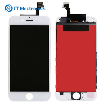 JT 2 YEAR WARRANTY full refurbished tft lcd touch screen for iphone 6 4.7 inch lcd with digitizer