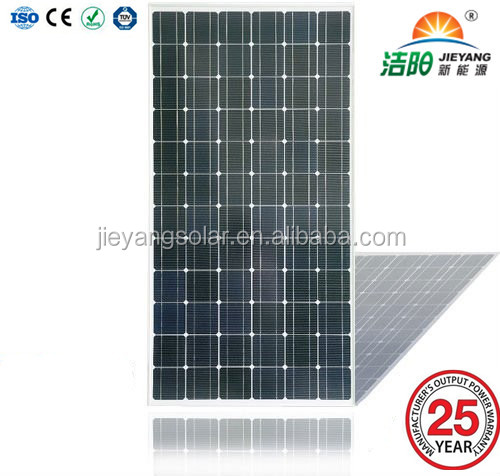 Mono Crystalline Silicon 280W Solar Panels For Solar System