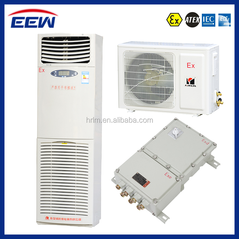 BKGR Explosion Proof Air Conditioner Vertical Type 3P, 5P
