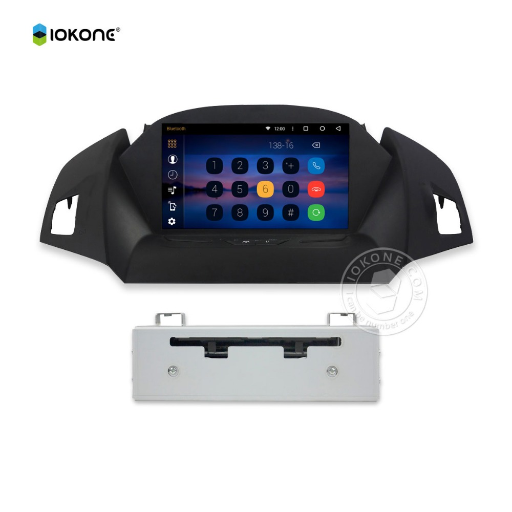 "iokone 8"" Navigation GPS for FORD KUGA 2013-2015 Android 5.1Car DVD Quad Core HD"