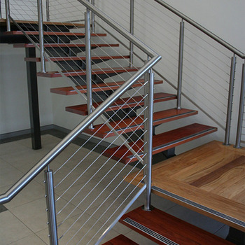 Factory Price For Wire /cable Railing To Stair Railings Or Balcony ...