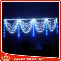 Manufacturer CE beauty party tent decoration led curtain light