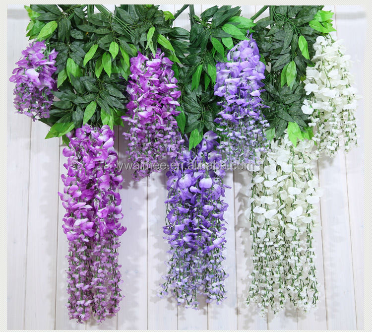 Artificial Wisteria Flower Supplieranufacturers At Alibaba