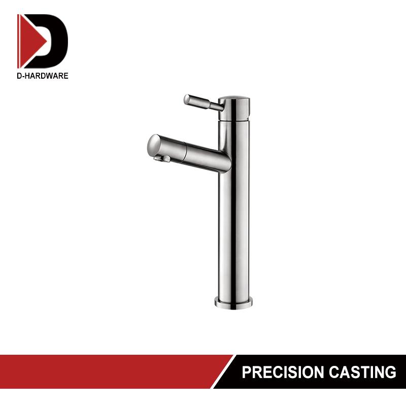 Moen no pressure faucet sink
