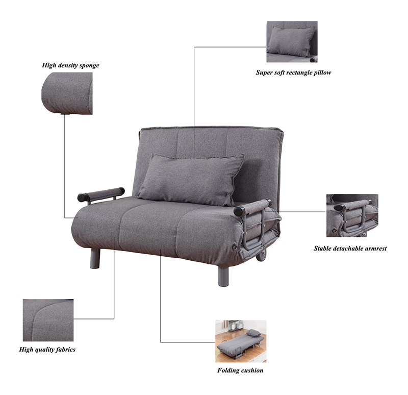 Ylct015 High Quality New Design Low Price Folding Sofa Bed Set Living Room Furniture Sofa Buy