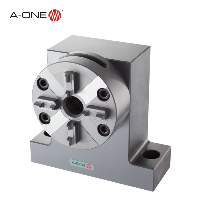 stainless steel plate stand price for cnc turning parts 4 jaws single manual chuck horizontal