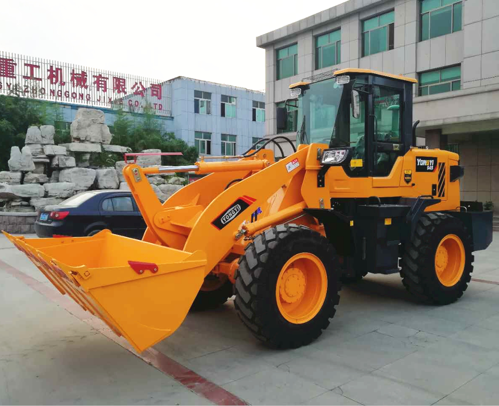 hot sale china zl932 china mini wheel loader new not used construction machinery