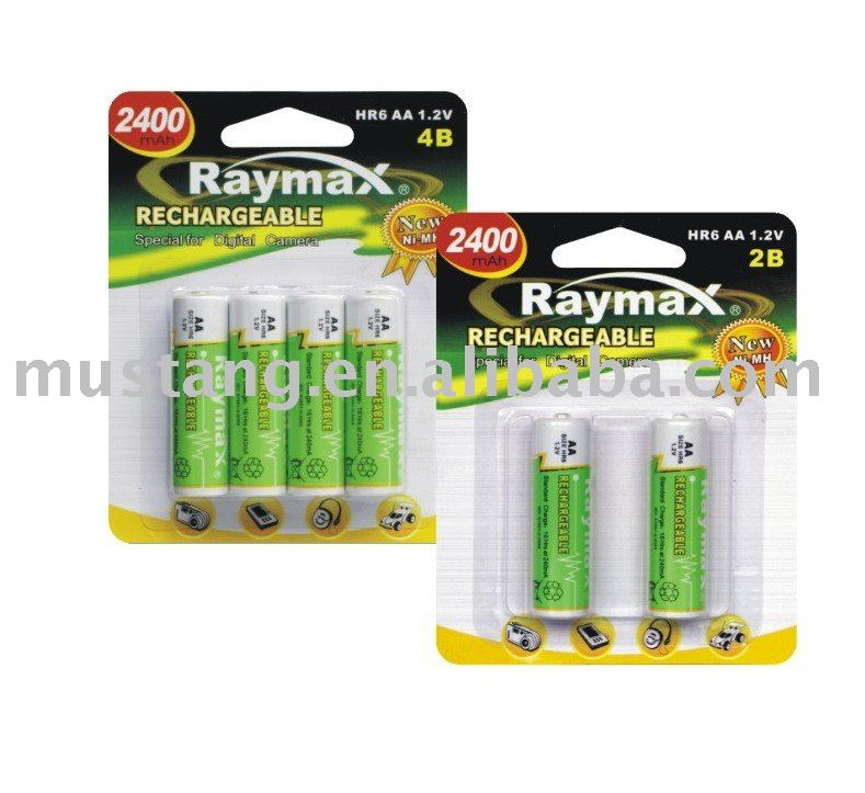 HR6 Rechargeable battery