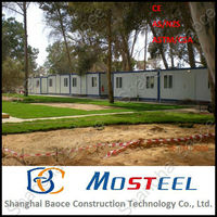 20 and 40ft shipping standard real estate prefab house movable