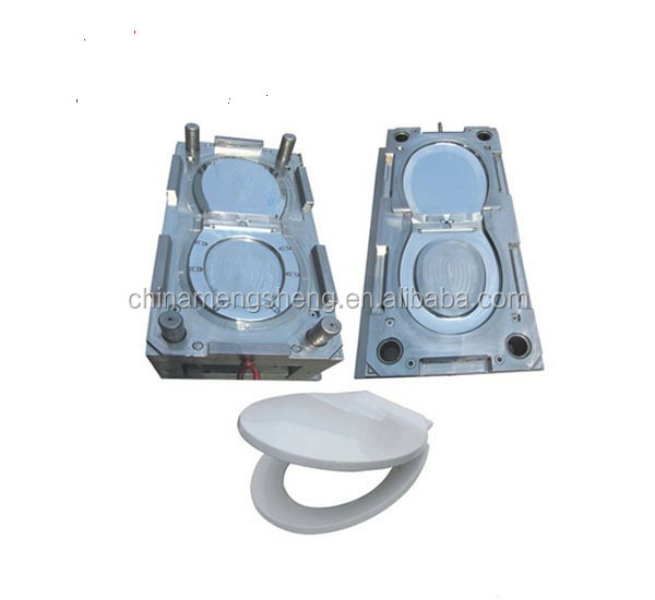 Maken plastic toliet seat cover mould