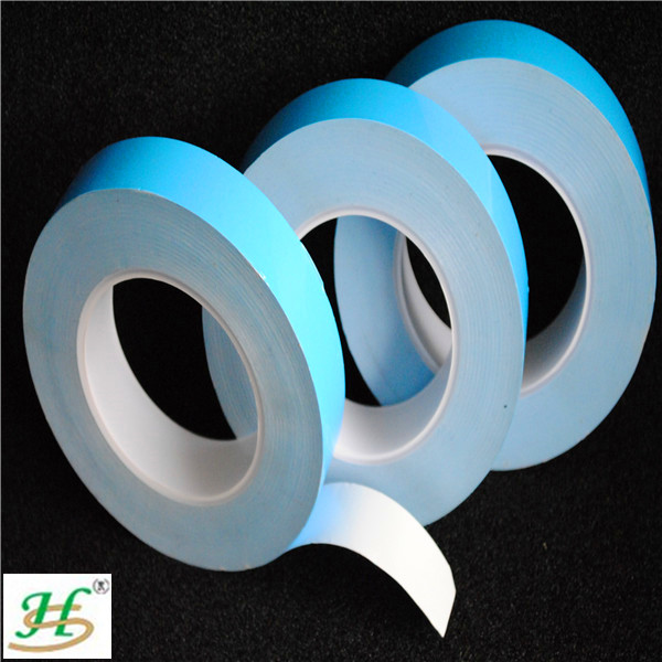 Thermal conductive double sided adhesive tape computer power transformer cementation