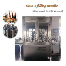 factory hot sales bread chocolate sauce filling machine With ISO9001 Certificate