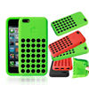 Original Official Soft Silicone Case for iphone 5C alibaba.com in Russian