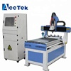 Cast Iron mini atc 3d engraving cnc router machine AKM6090C for wood/plywood engraving/lathing/milling