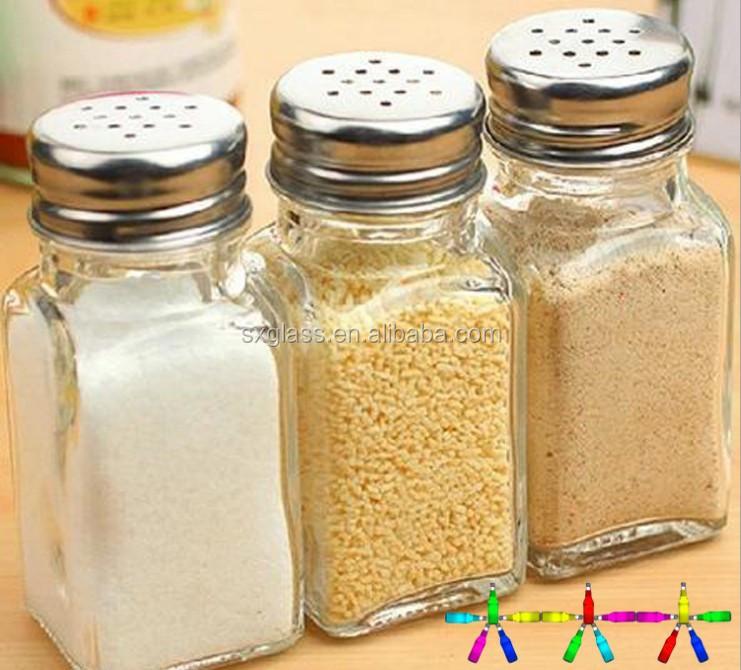 High Quality Glass Spice Jars Bulk Wholesale Buy Glass Spice