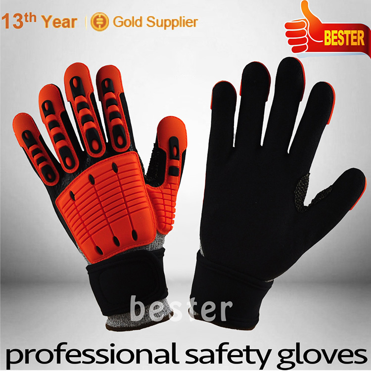 Direct Factory Price Best Choice non-slip utility mechanic glove