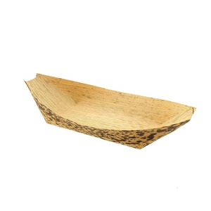 Cheap bamboo food serving trays
