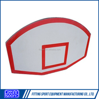 Fan Size Indoor SMC Basketball Backboard