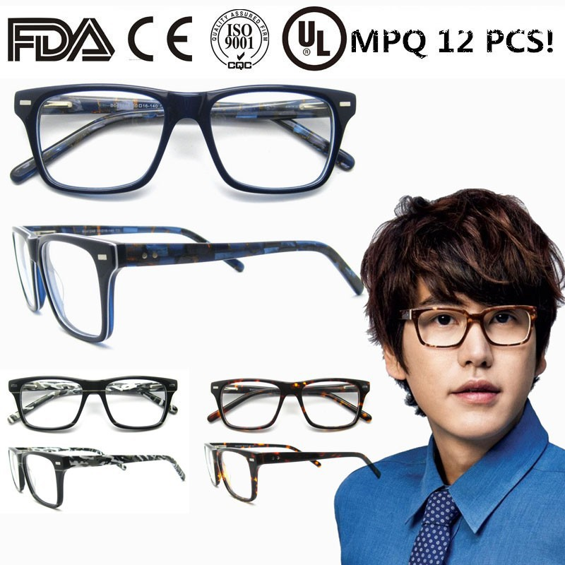 2018 Latest Eyeglass Frame For Men Chelsea Morgan Eyewear Best ...