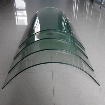 54e7b4795524 Architecture safety bending tempered glass 8mm 10mm 12mm curved toughened  glass panels