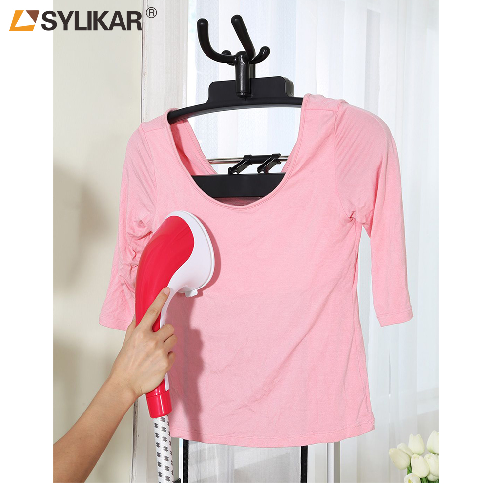 1.1L 1750W Steam Iron Laundry Shirt Pressing Steam Q Iron Curtains Price  Ironing Gas Clothes