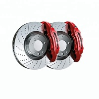 TEI Racing Brake System Assembly Auto Parts For AMG G class