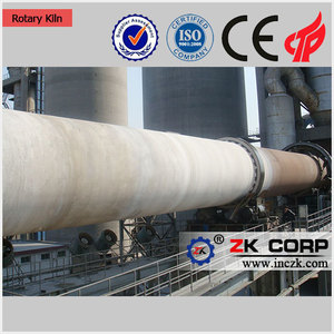Convenience Moving Rotary Kiln for India Sale