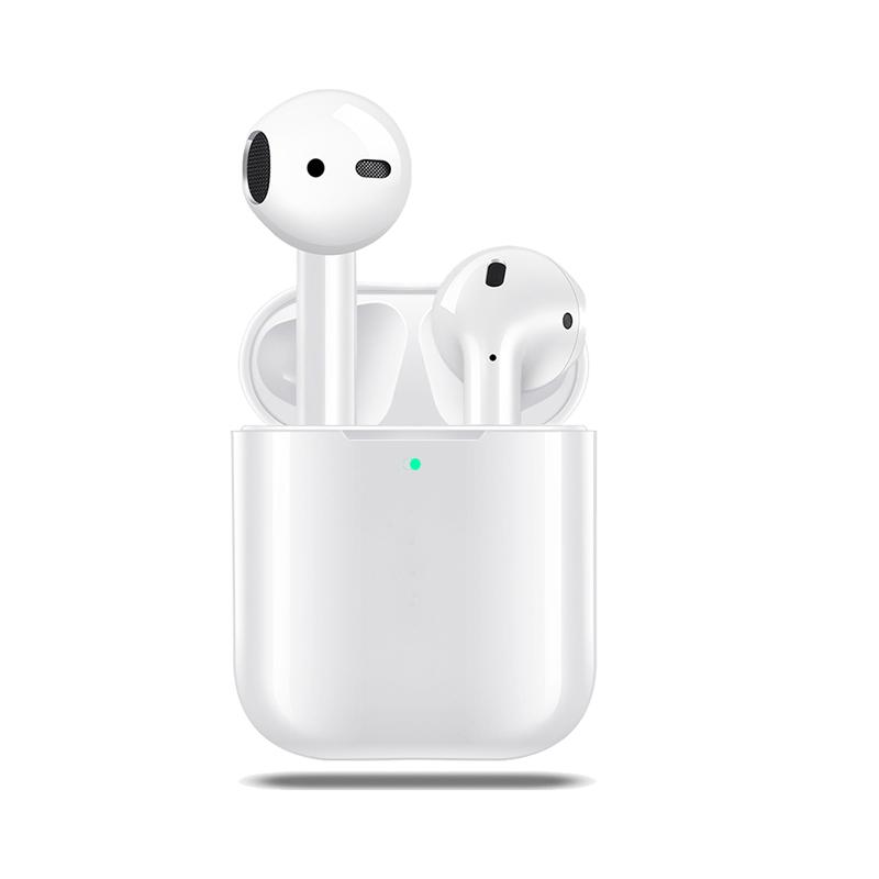 New Bluetooth 5.0 Binaural Call i80 TWS Earphone Mini Wireless Headphone for iPhone Android i80 Wireless Earbuds фото