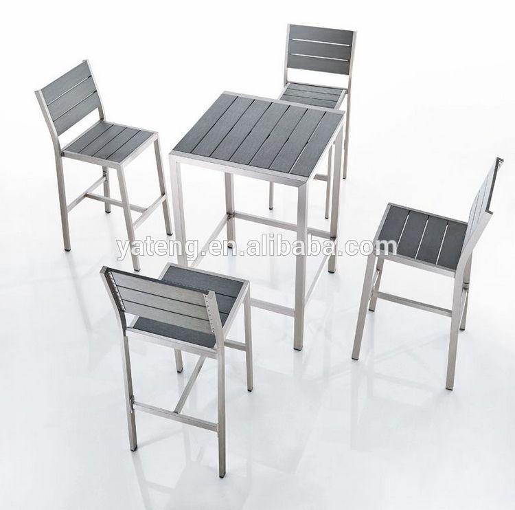 Anodized Aluminum Frame Ourdoor Furniture Cheap Modern