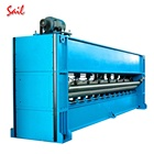 Changshu nonwoven polyester microfiber fabric needle punching machine