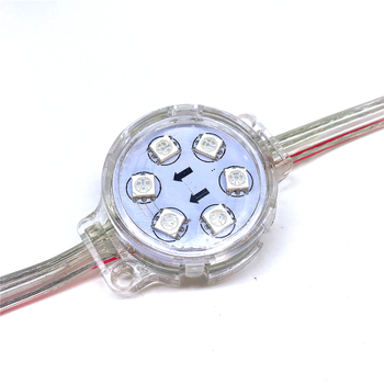 LED pixel 5050 light Module with IC 1903 2811 or 943 for advertising signage and windows front light