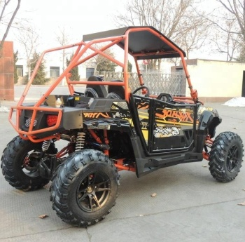 China Fangpower 400cc Utv For Export To Canada