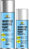 Inverted marking paint use as Line Marking paint for road and spot/Field marker aerosol spray Free Sample