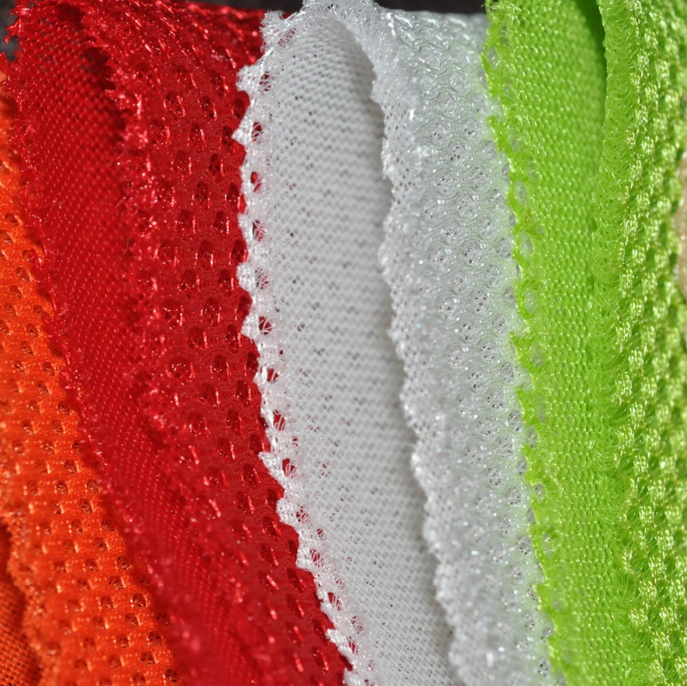 Wholesale Sandwich 3d Air Spacer Breathable Polyester Mesh