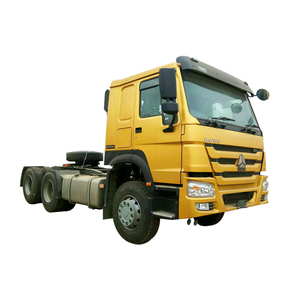 Sinotruk HOWO Tractor Truck ,Trailer Trucks Tractor Head price For Sale