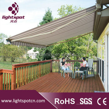 about house electric simple arm awnings awning price retractable folding patio of