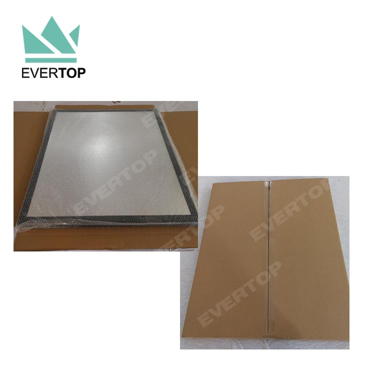 LSF04-C A2 Poster Frame Display Stand Modulaire Systeem met Secure voor iPad Tablet Houder Display voor iPad Stand Tablet Kiosk