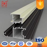 Top quality aluminium profile for thermal break energy saving window and door