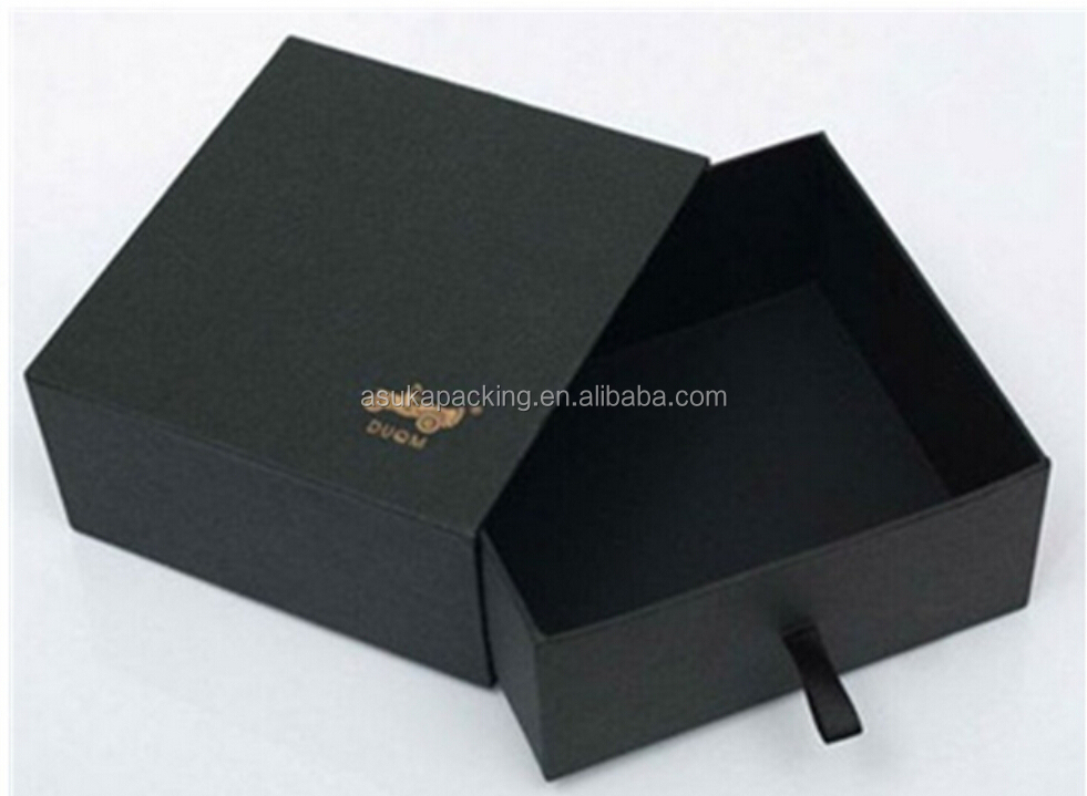 Matt Black Gift Small Custom Cardboard Box Buy Cardboard Box