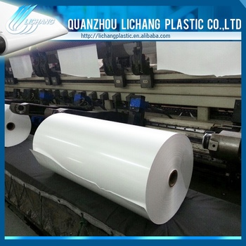 Synthetic Paper for In-mold labeling (SP-ML-75)