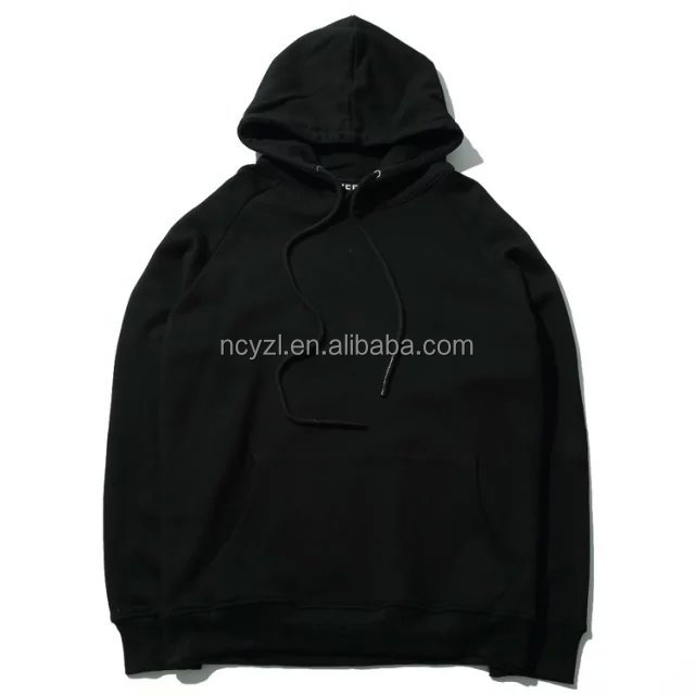 China Plain Black Hoodie, China Plain Black Hoodie Manufacturers ...