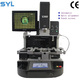Automatic S360 optical alignment touch screen operate repair LED laptop wii xbox360 ps4 BGA rework station