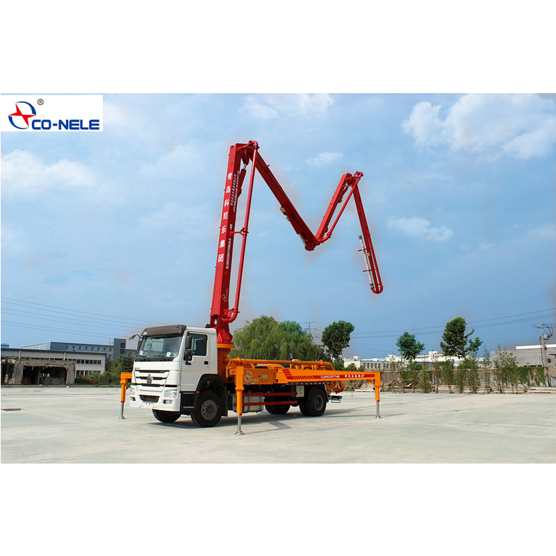 25m Boom Concrete Pump Truck Boom For Sale - Buy Concrete Pump Truck,Truck  Mounted Concrete Pump,25m Concrete Pump With Truck Product on Alibaba com