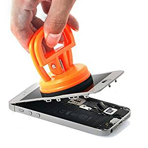 HKCYSEA 5.5cm Universal Disassembly Heavy Duty Suction Cup Phone Repair Tool for iPhone iPad iMac LCD Screen Opening Tools