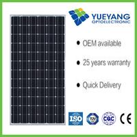high efficiency best price solar panel with gallium arsenide solar cells cost