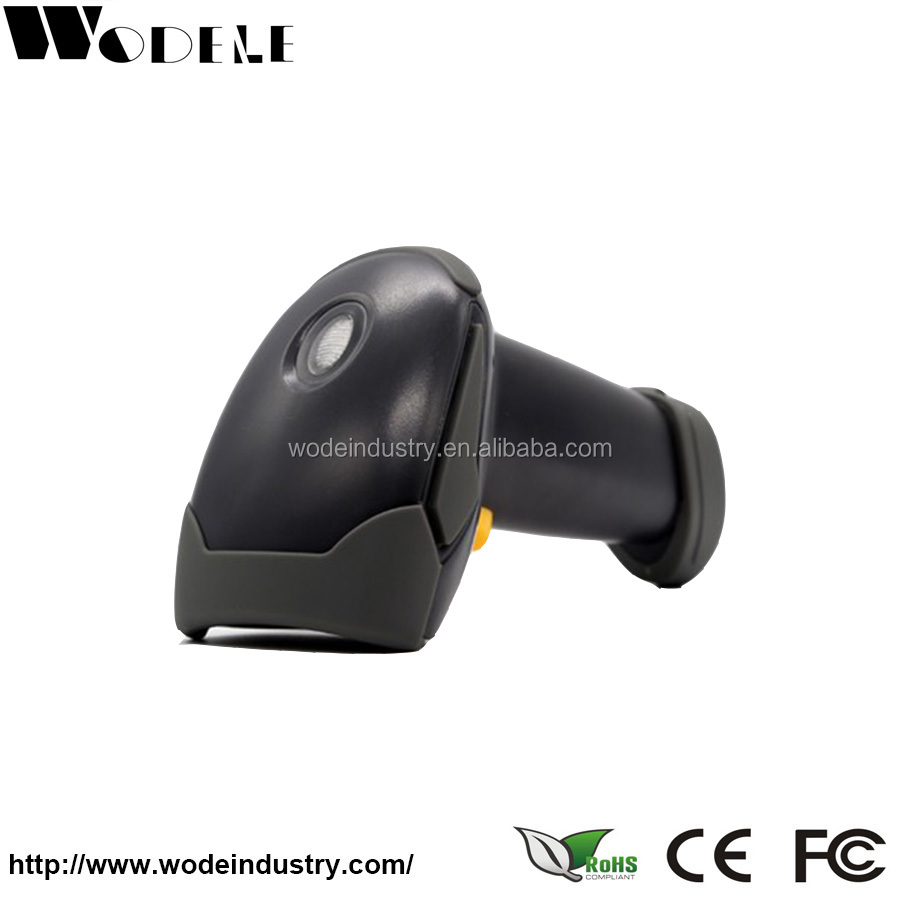2.4Ghz Wireless Barcode Scanner Bluetooth Scanner RF Barcode Scanner