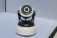 Outdoor Solar Powered Wireless Ip Camera All In One Ip Network Camera